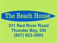 the beach house in thunder bay, thunder bay swimwear, thunder bay vacation